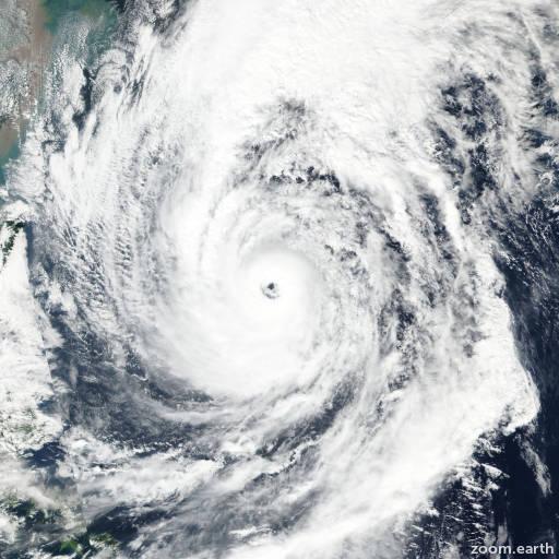 Typhoon Lan 2017