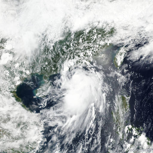 Storm Merbok 2017