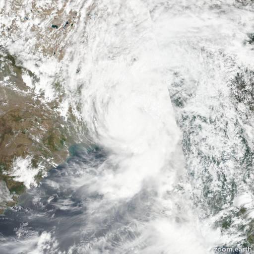 Cyclone Mora 2017