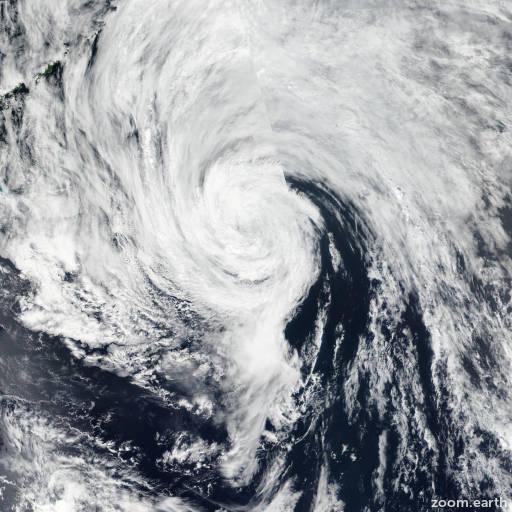 Storm Nalgae