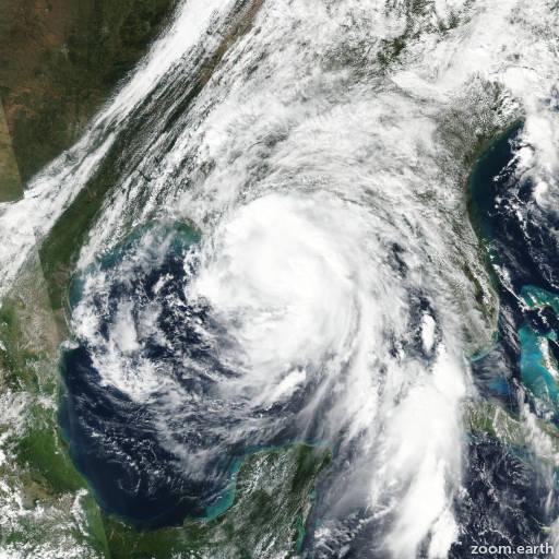 Hurricane Nate 2017