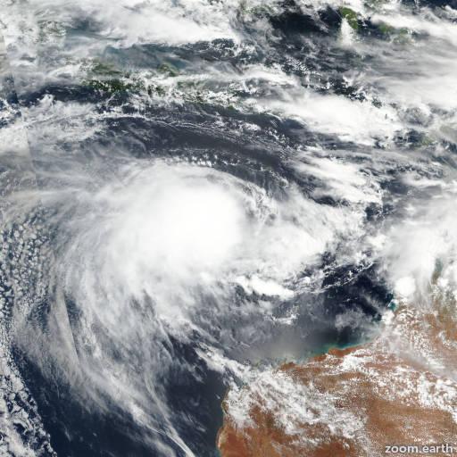 Cyclone Yvette