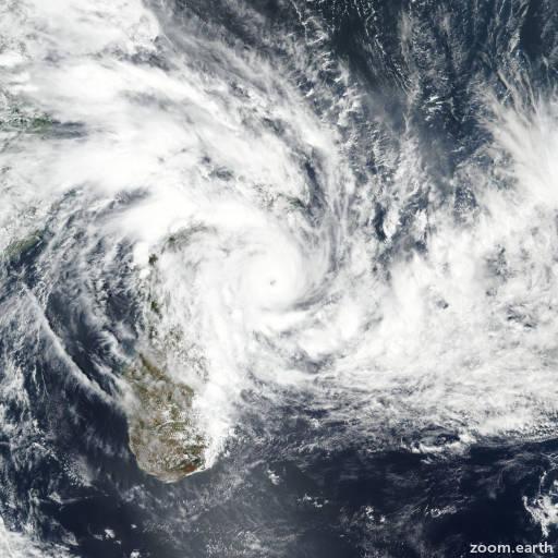 Cyclone Ava 2018
