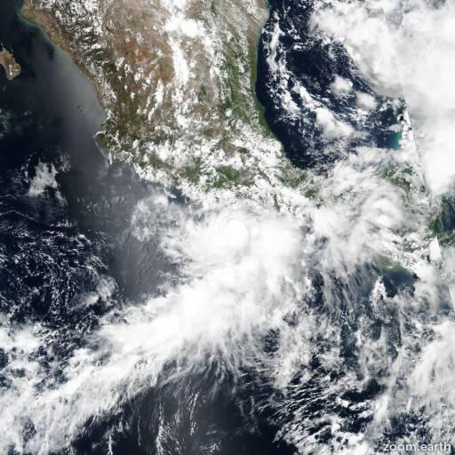 Storm Carlotta 2018