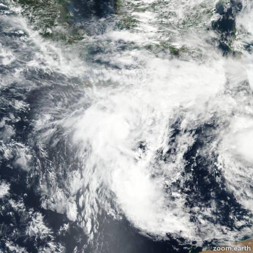 Cyclone Dahlia