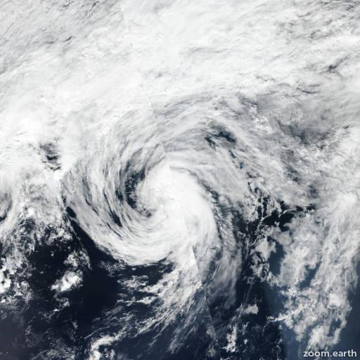 Storm Ernesto 2018
