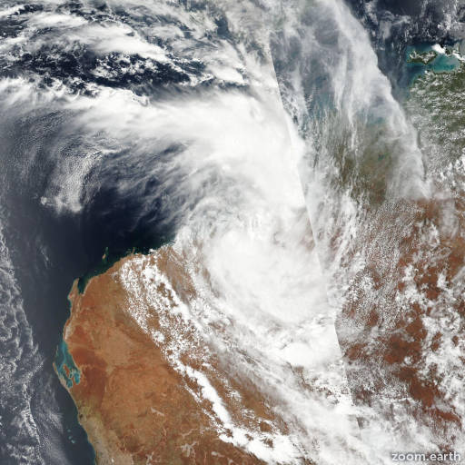 Cyclone Hilda