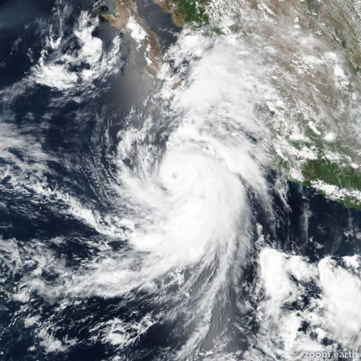 Hurricane John 2018
