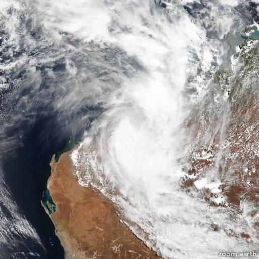 Cyclone Joyce 2018