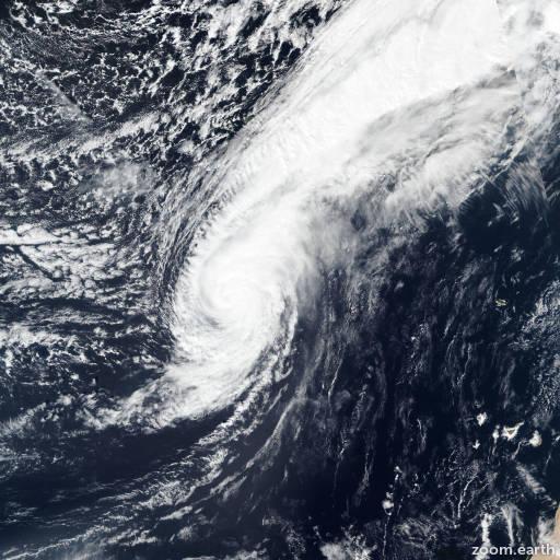 Hurricane Leslie 2018