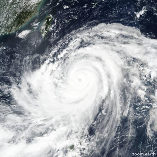 Typhoon Mangkhut 2018