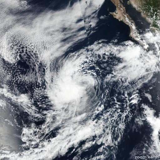Storm Paul
