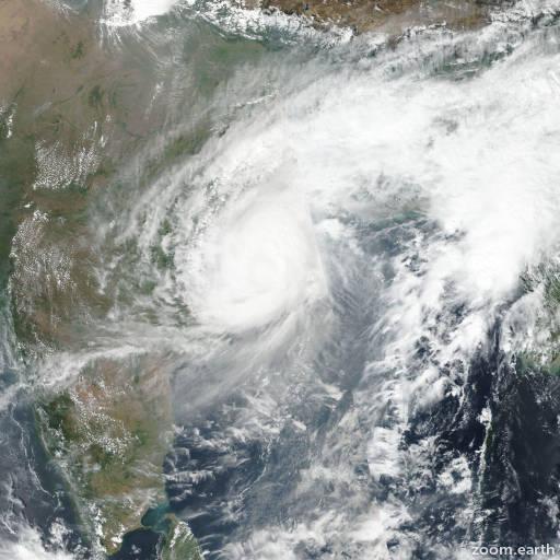 Cyclone Titli 2018