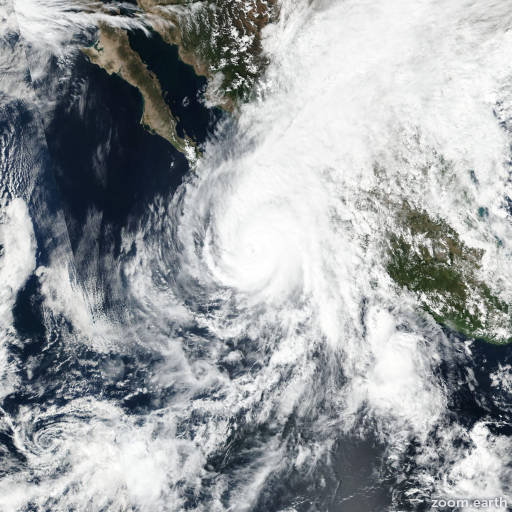 Hurricane Willa 2018