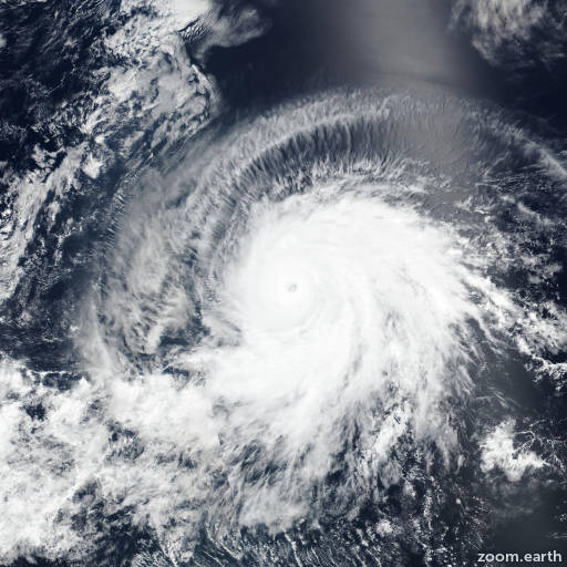 Hurricane Barbara 2019