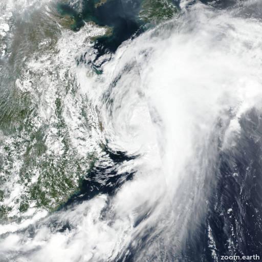 Storm Danas 2019