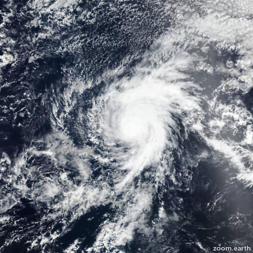 Hurricane Erick 2019