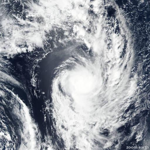 Cyclone Funani