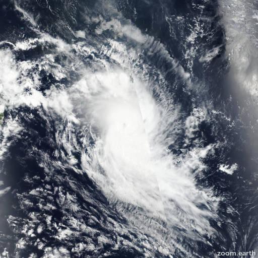 Cyclone Gelena 2019