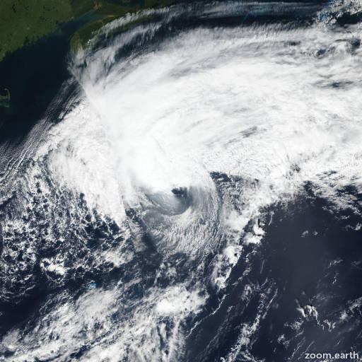 Hurricane Humberto 2019