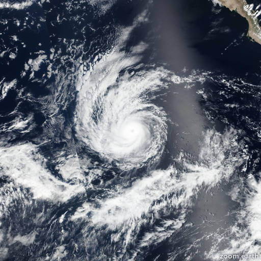Hurricane Kiko 2019