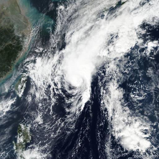 Typhoon Neoguri (Perla) 2019