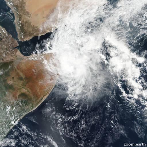 Cyclone Pawan 2019