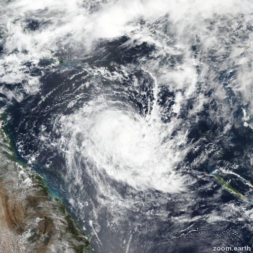 Cyclone Penny