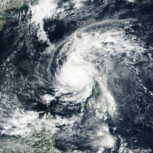 Typhoon Phanfone (Ursula) 2019