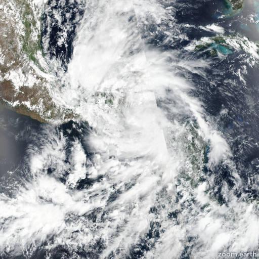 Storm Amanda