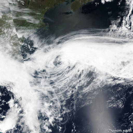 Storm Arthur 2020