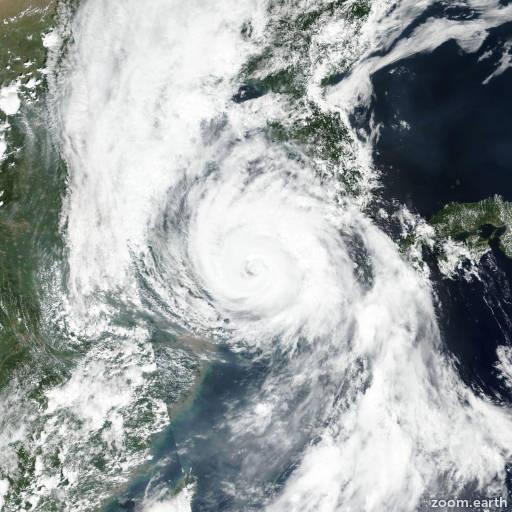 Typhoon Bavi (Igme)