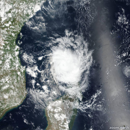 Cyclone Belna