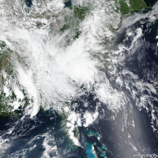 Storm Bertha 2020