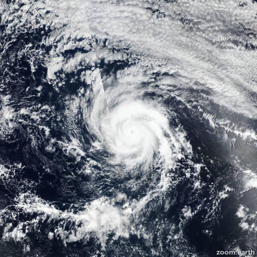 Hurricane Douglas 2020