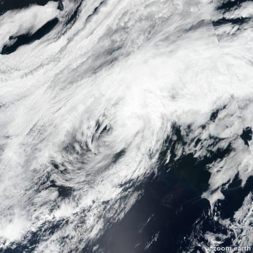Storm Edouard 2020