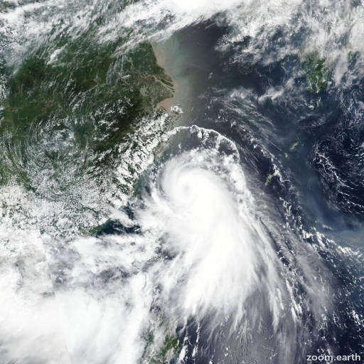 Typhoon Hagupit (Dindo) 2020