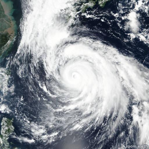 Typhoon Haishen (Kristine)
