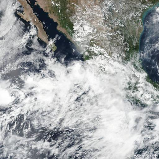 Storm Hernan 2020