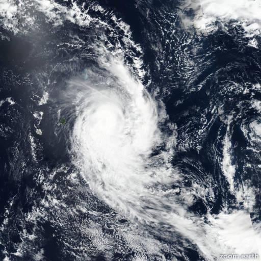 Cyclone Herold 2020