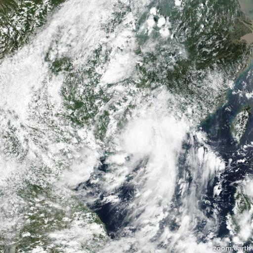 Storm Higos (Helen)
