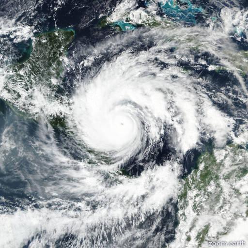 Hurricane Iota 2020