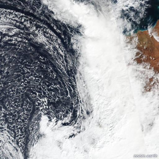 Cyclone Mangga 2020