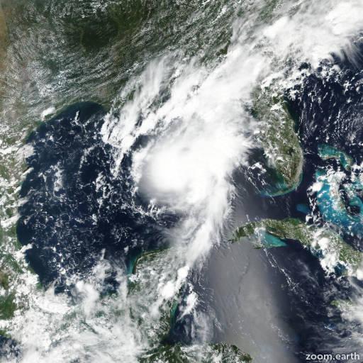 Hurricane Marco 2020