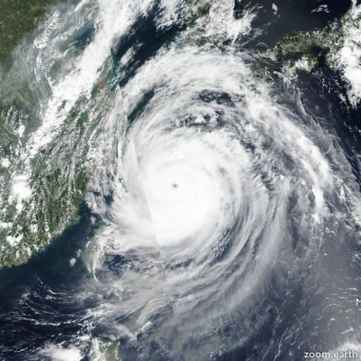 Typhoon Maysak (Julian)