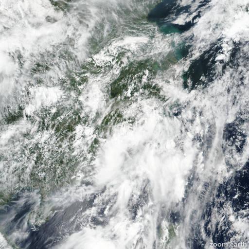 Typhoon Mekkhala (Ferdie)