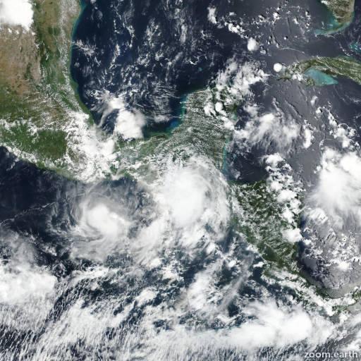 Hurricane Nana 2020