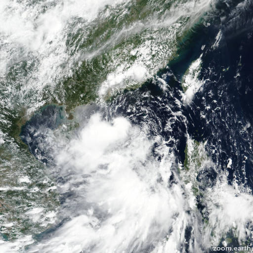 Storm Nuri (Butchoy)