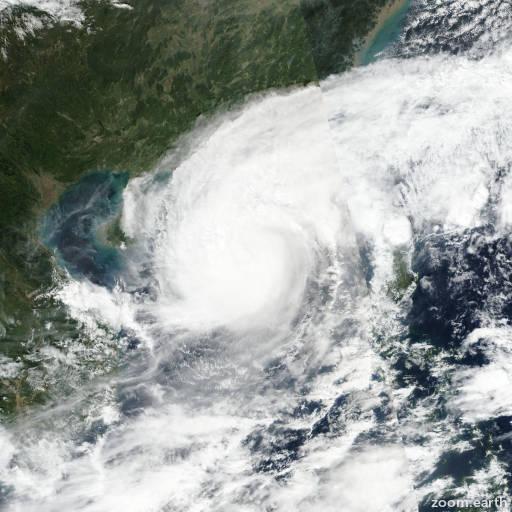 Typhoon Saudel (Pepito) 2020