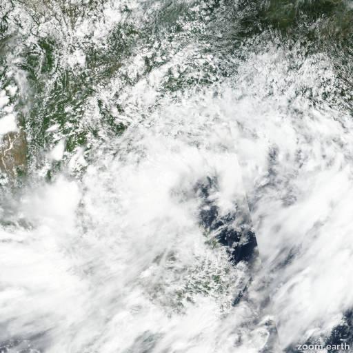 Storm Sinlaku
